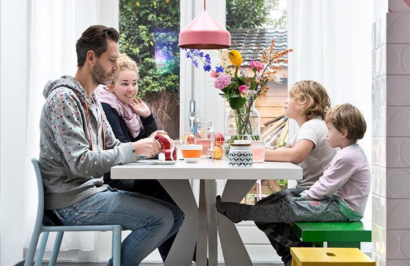 Zu Hause bei Anki & Casper von Zilverblauw