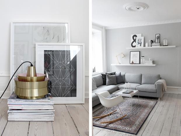 Mein Kogenhagen: Wohnzimmer