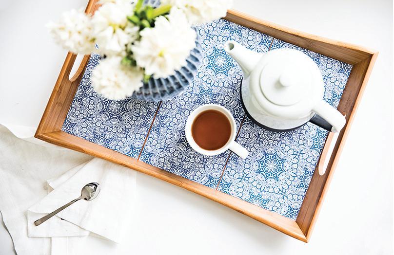 Pep up your home – mit Stickerfliesen