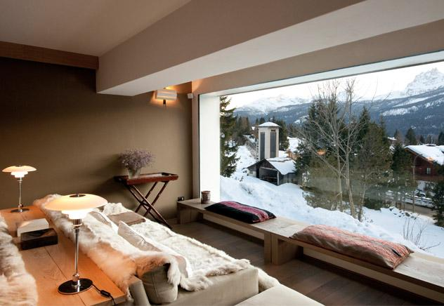 Chalet traditionnel