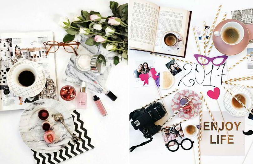 Girly Desk - Come decorare la scrivania