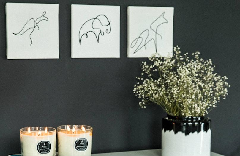 Arte da parete - Stampe minimal