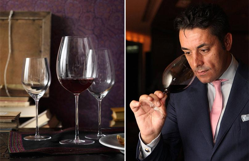 Luca Martini - Professione Sommelier