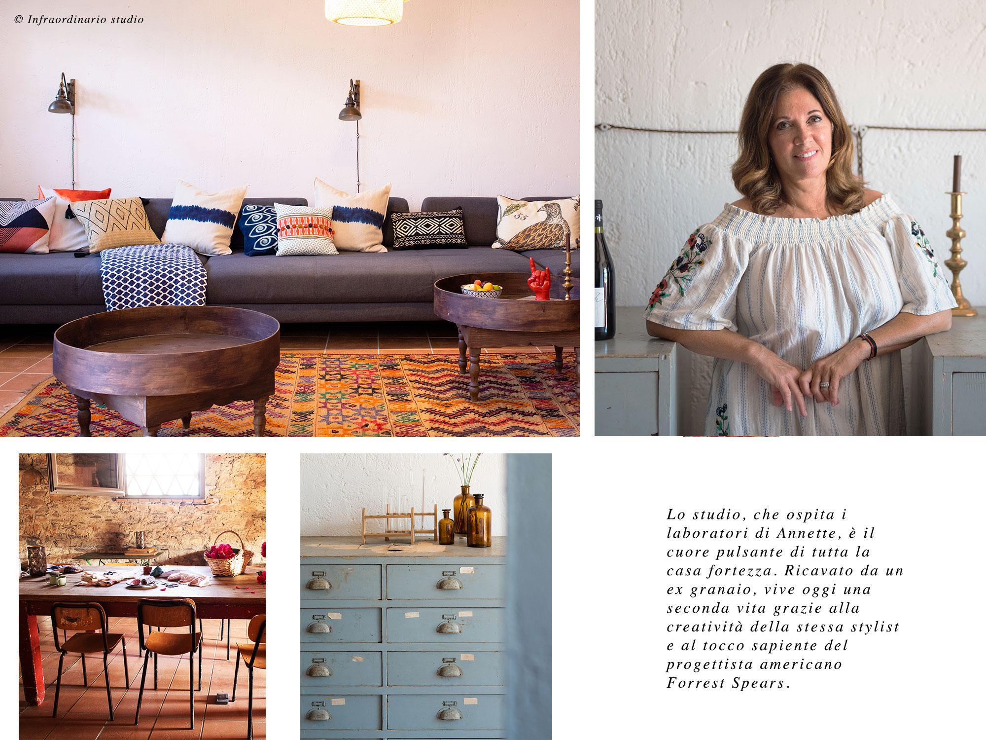Westwing, Annette Joseph, Casa, Cucina, Ispirazioni, Vintage, Colori, Outdoor, Autunno