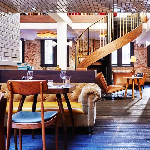 Binnenkijken bij The Hoxton Hotel