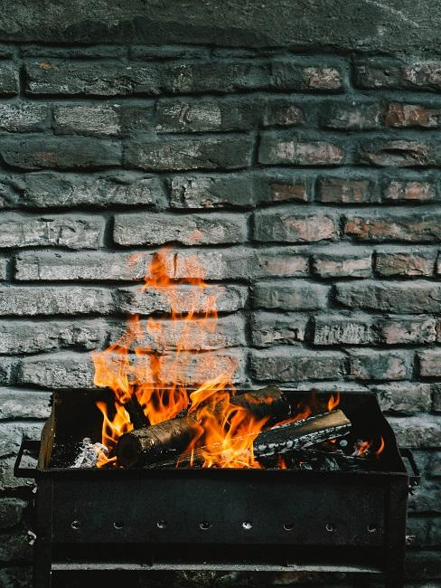 Outdoor Küche selber bauen Grill