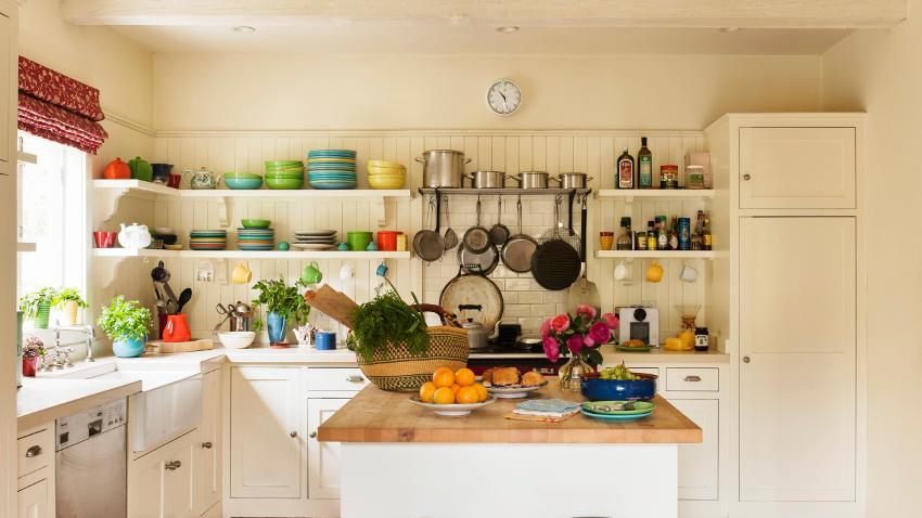 Cocinas de colores, ideas para cocinas modernas
