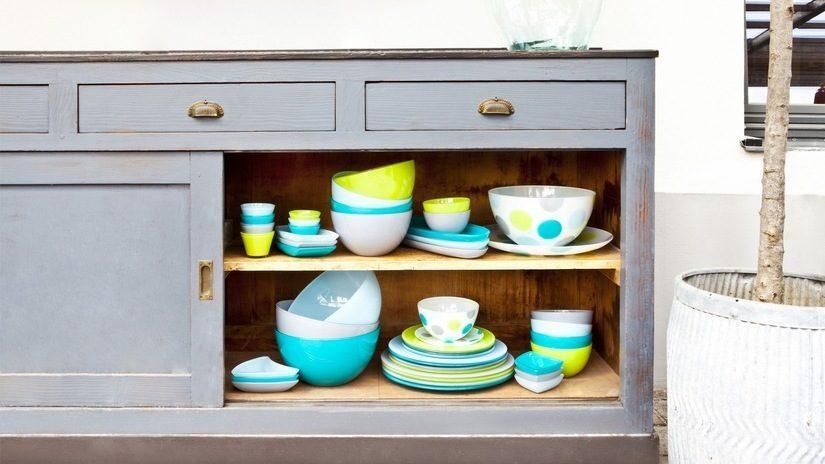 Muebles de cocina estilo vintage