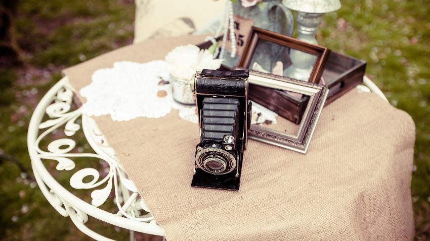 Photocall casero