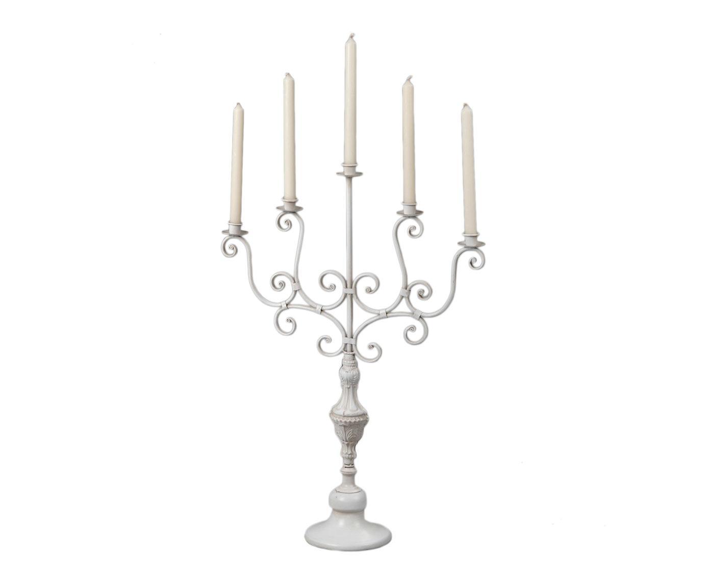 candelabro para decoracion de recepcion de bodas