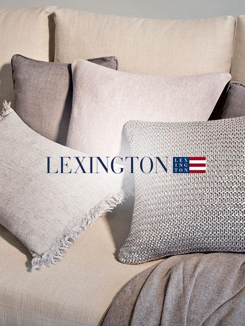 Lexington Bettwäsche und Kissen