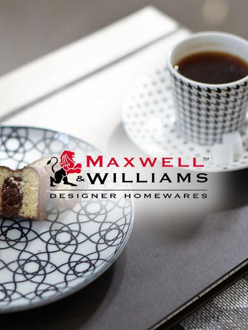 Maxwell and Williams Geschirr