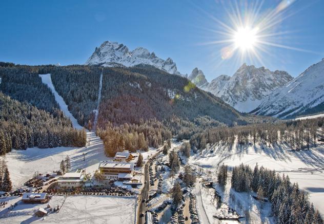 Winter-Hot-Spots: Südtirol