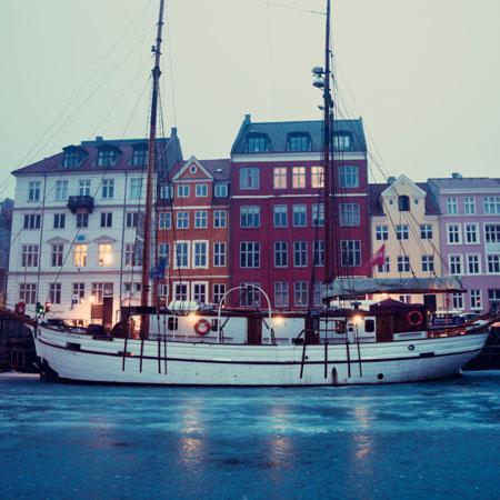 Ein Wochenende in Kopenhagen