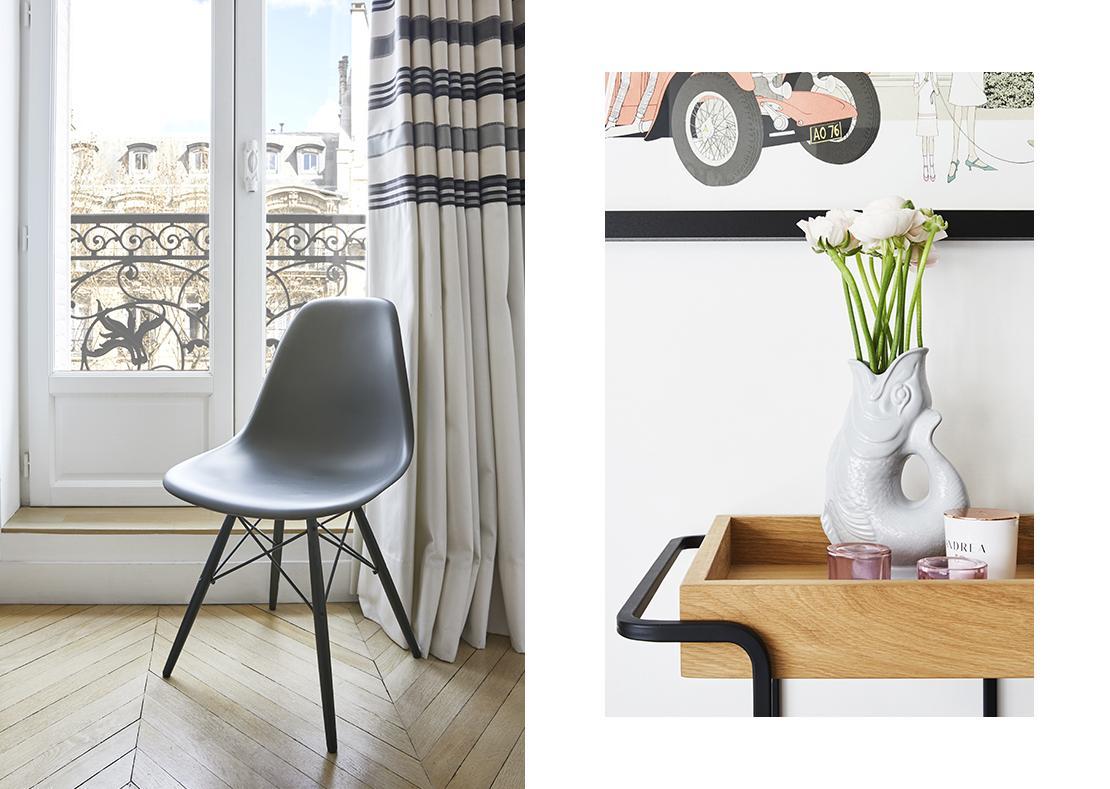 Westwing-Homestory-Paris-Lorna-Aubouin-Diningroom-Eames-Flur