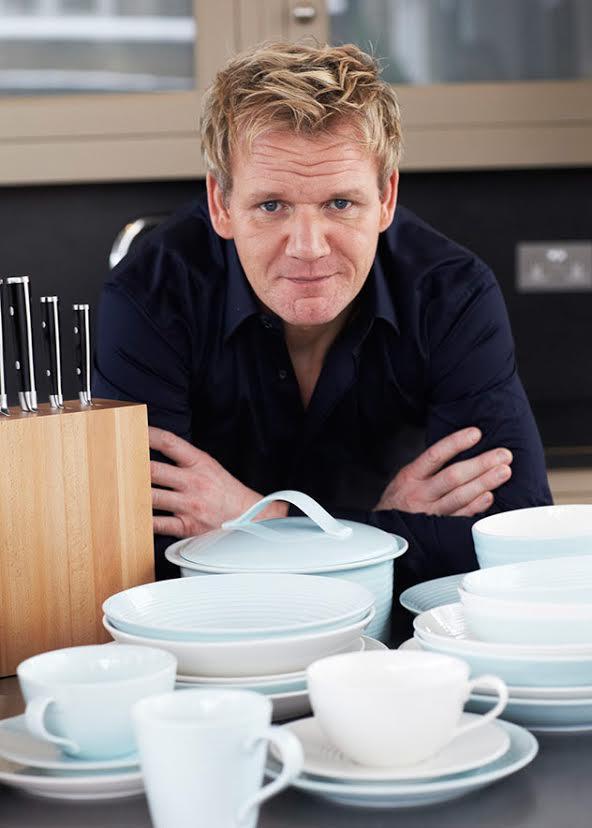 En la cocina con Gordon Ramsay