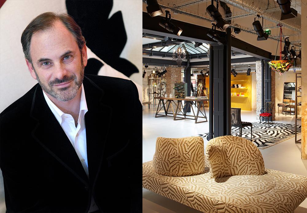 Rencontre avec Nicolas Topiol, PDG de Christian Lacroix