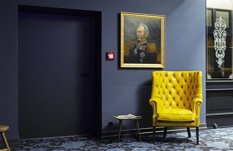 Visite guidée : 25hours Hotels The Royal Bavarian