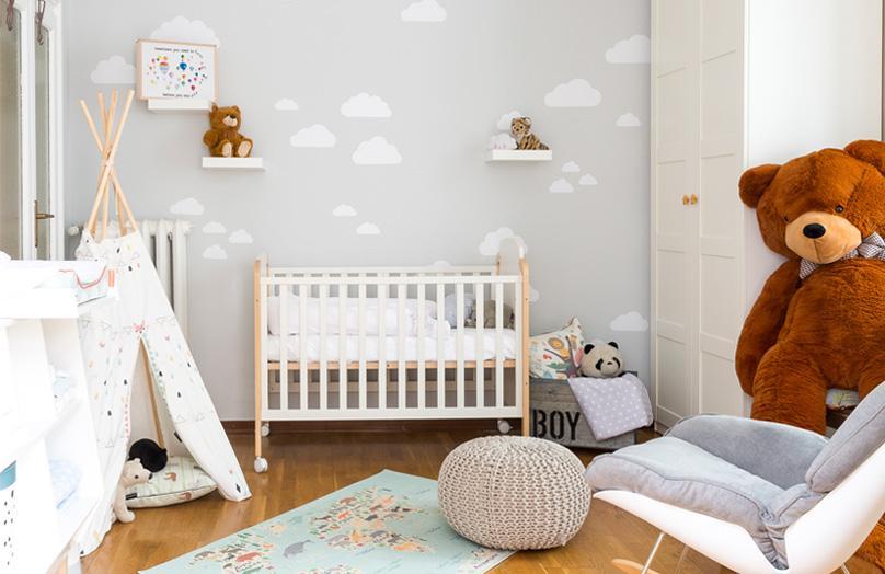 Baby Shower con Ilaria Valentinuzzi - I consigli per la cameretta