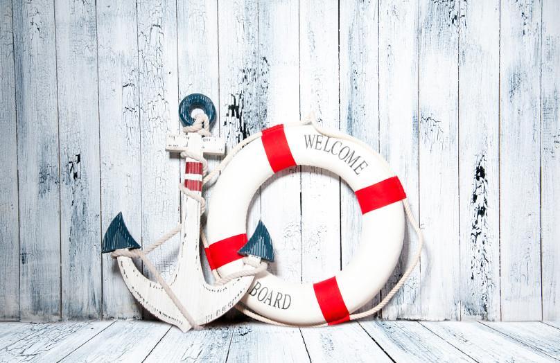 Na łódce: stylowy rejs
