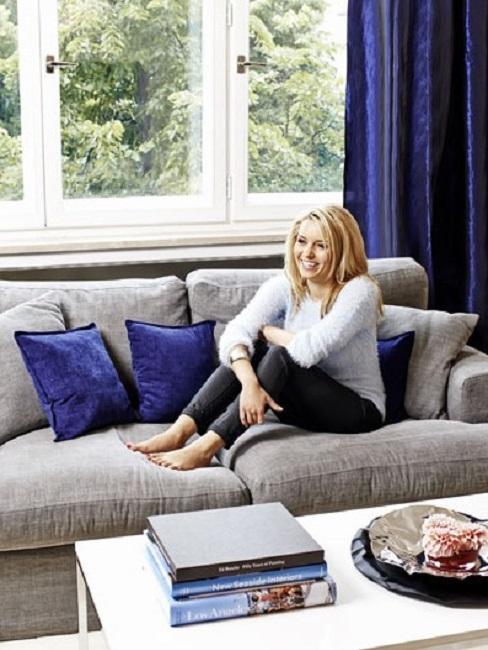 Delia Lachance Fischer Sofa Wohnzimmer