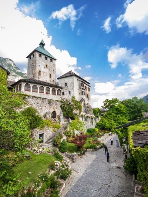 Castel Ivano a Trento