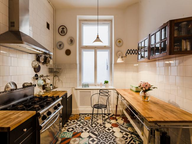 Kuchnia w Autor Rooms