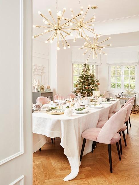Tischdeko Weihnachten Delia Weihnachtsbaum