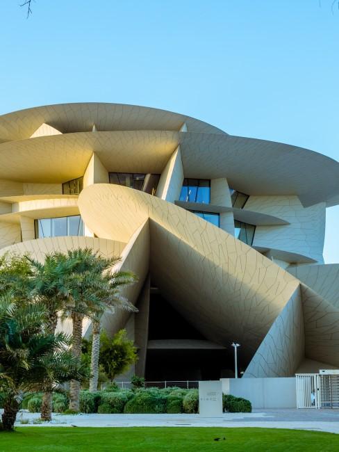 Museo Nacional de Qatar