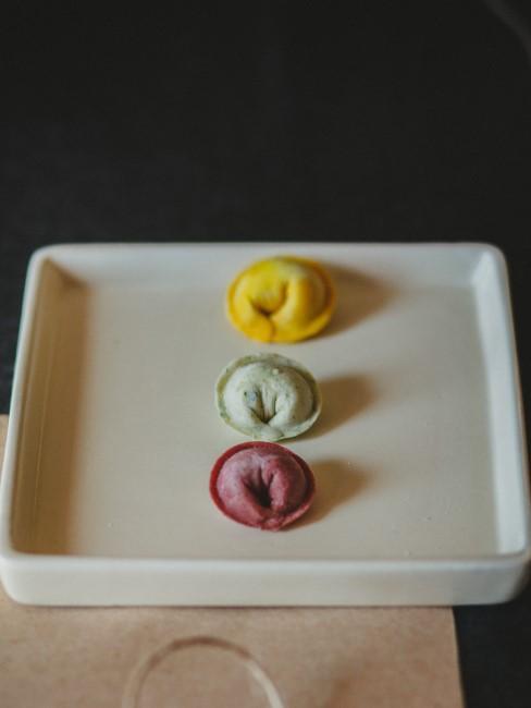 tortellinies de colores