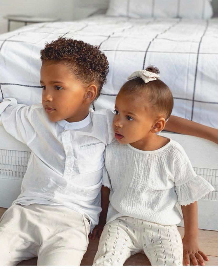 babyatoutprix, les deux enfants de l'influenceuse