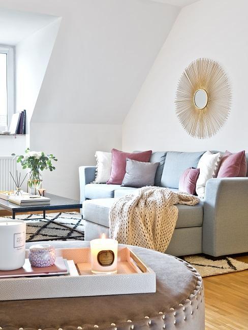 Arrredare soggiorno piccolo