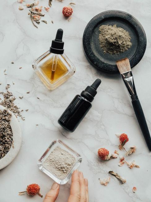 Cosmetici naturali fatti in casa