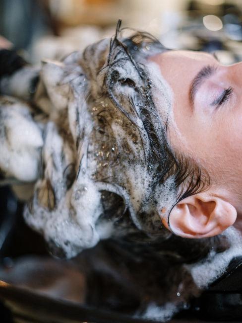 Shampoo naturale fai-da-te