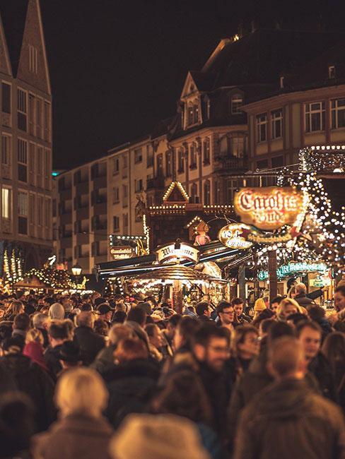 Jarmark świąteczny w Niemczech