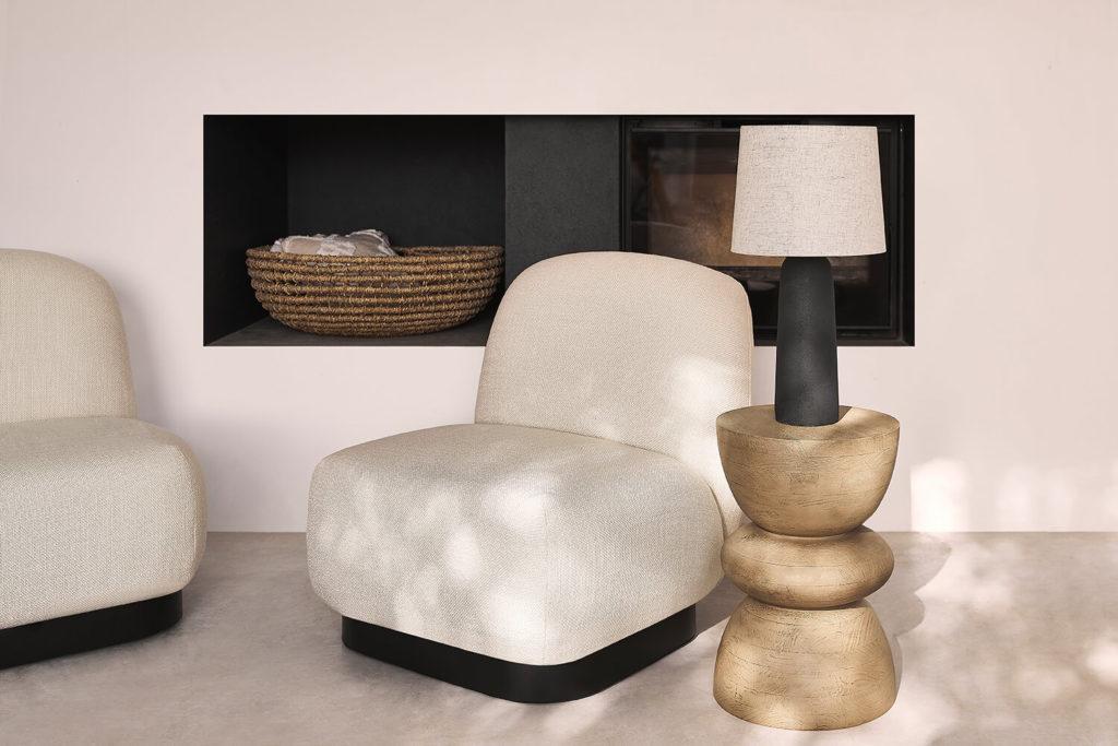 Zoon Hintergrundbild Sitzecke mit zwei Sesseln