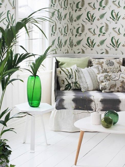 Karibik Style Einrichtung Sofa Deko