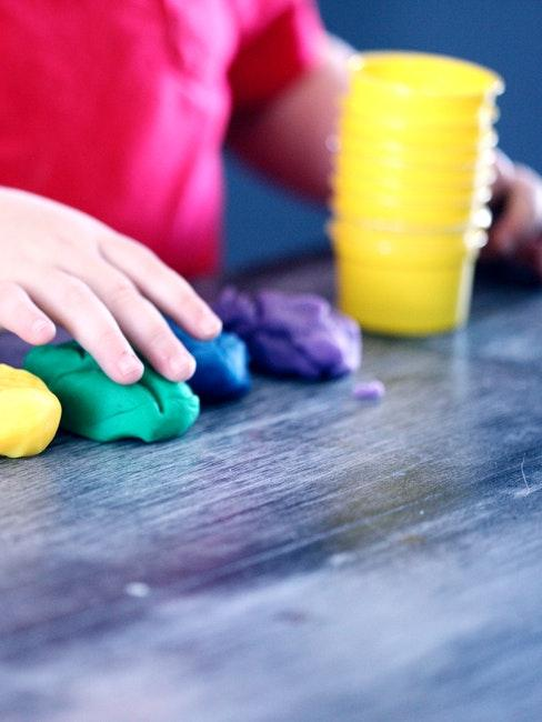 sabbia cinetica colorata