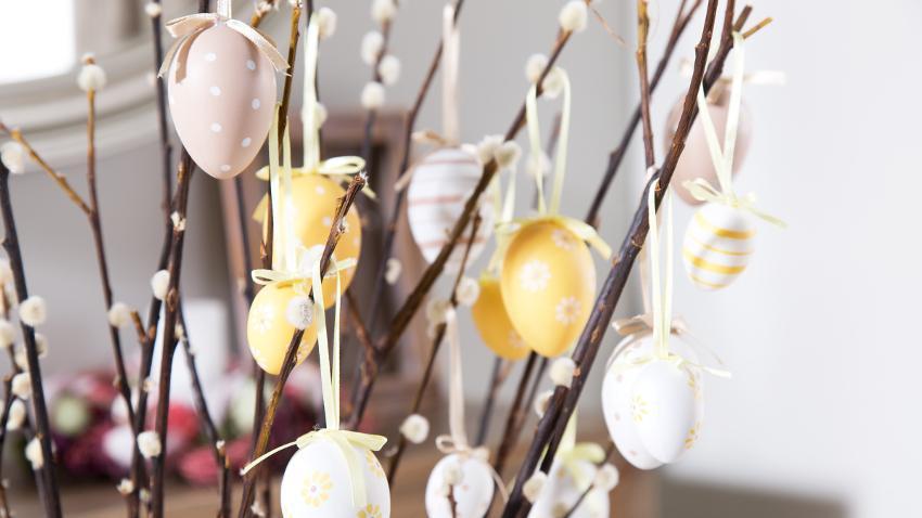 Bastelideen Ostern