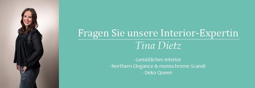 Westwing Interior Experte Tina Dietz