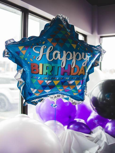 globos de fiesta de cumpleanos