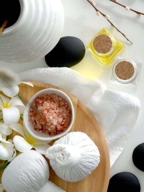 productos de baño y spa
