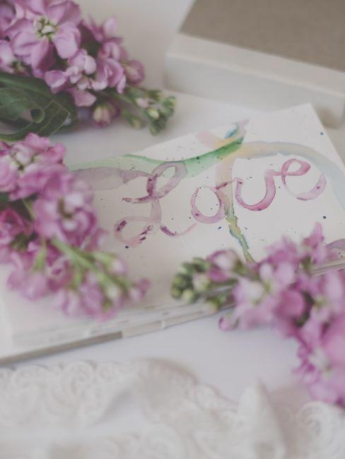 partecipazioni matrimonio fai da te shabby