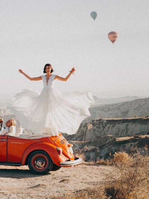 tema matrimonio viaggio
