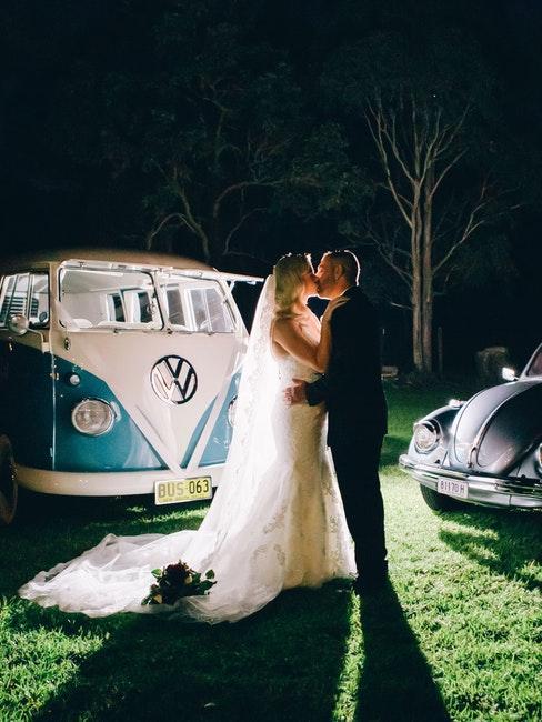 tema matrimonio vintage