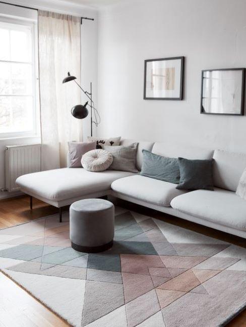 pareti colorate grigio chiaro
