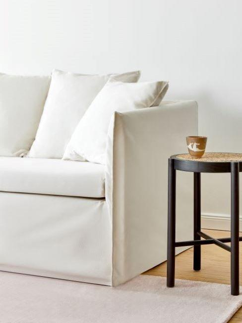 divano mila e side table