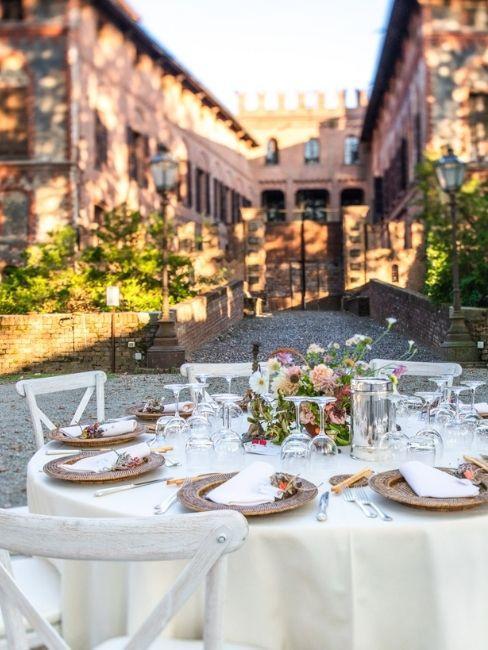 Castelli per matrimoni: il Castello di Piovera
