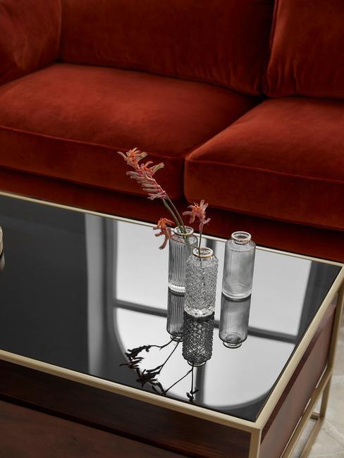 Najaarstrends 2020 Mandarijnrood details decoratie