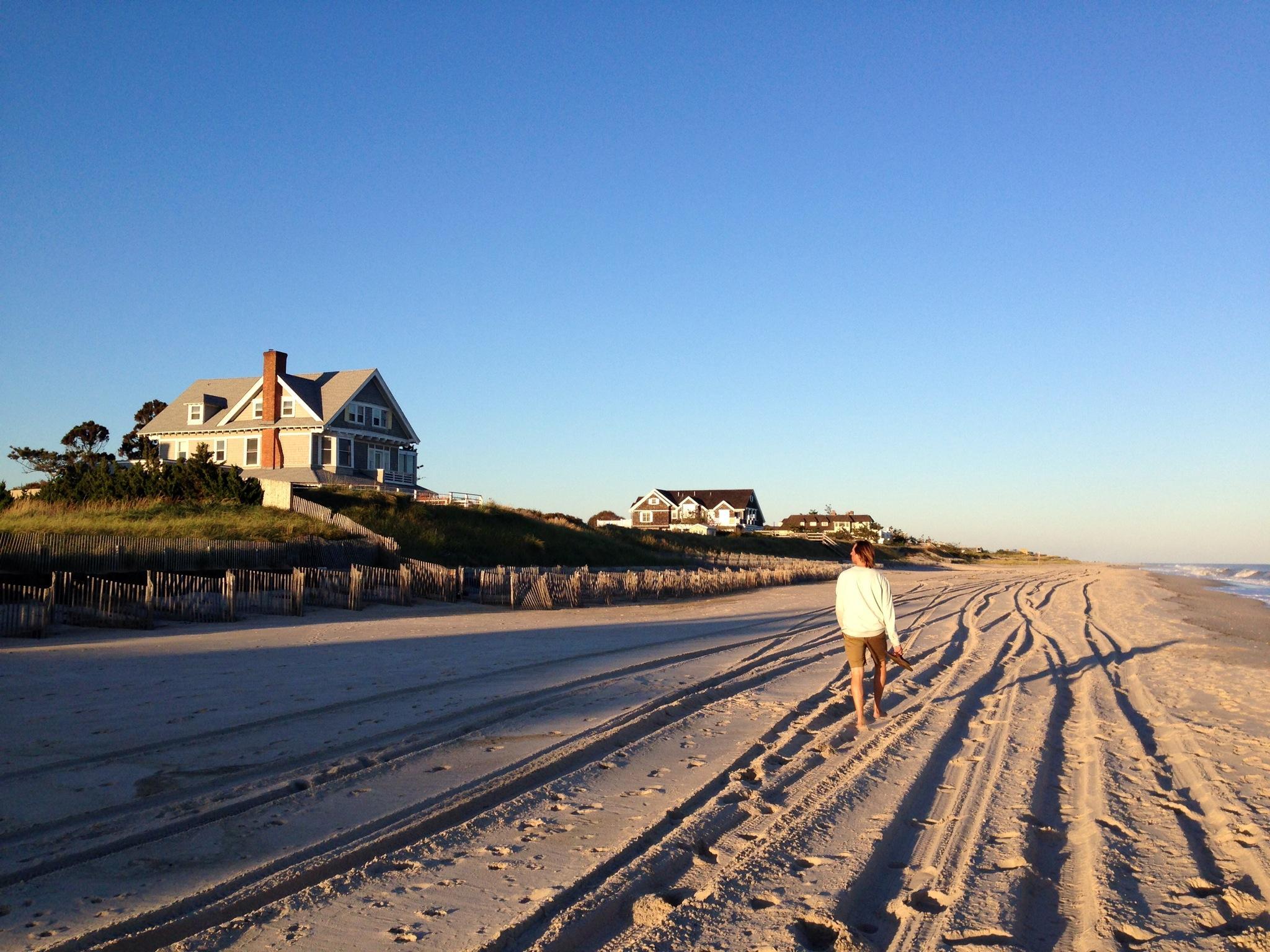 Bienvenue dans les Hamptons !